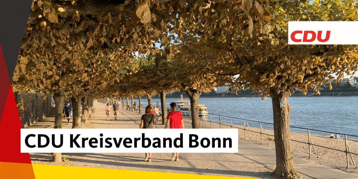 Header CDU-Kreisverband Bonn