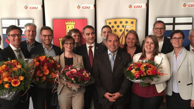 Der neue Kreisvorstand der Bonner CDU