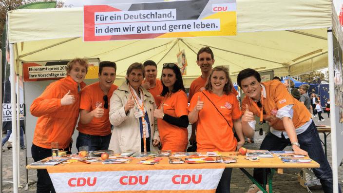 Gut besuchtes Familienfest der Bonner CDU