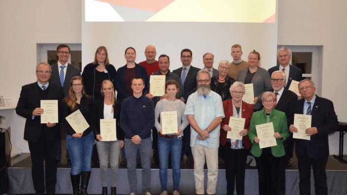 Bonner CDU zeichnet Ehrenamtliche aus